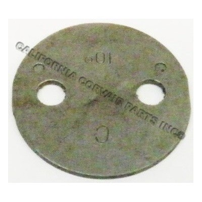 USED SECONDARY THROTTLE PLATE