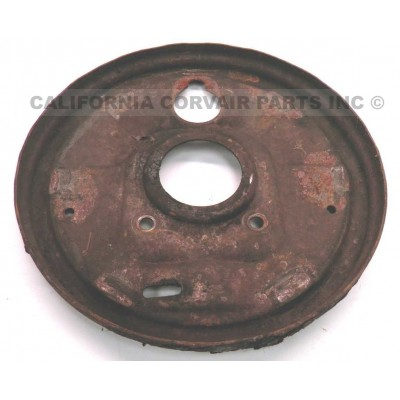 USED 1960-63 FRONT BACKING PLATE