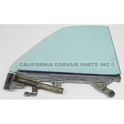 USED 1962-64 CT LH QTR WINDOW TINTED