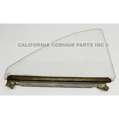 USED 1960-62 LH QTR WINDOW