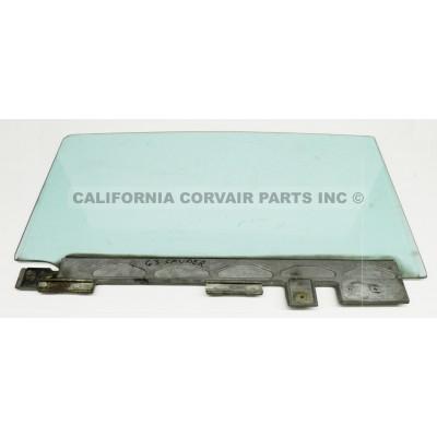 USED 1962-64 CT RH DOOR GLASS TINTED