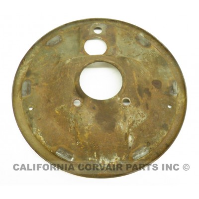 USED RH VAN FRONT BACKING PLATE