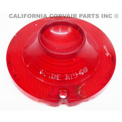 USED 1960-61 TAIL LENS