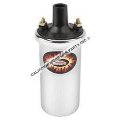 NEW CHROME FLAMETHROWER 2 COIL