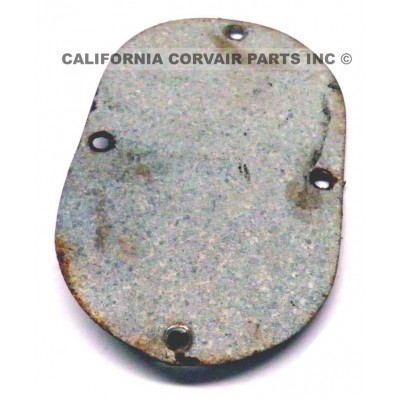 USED 1960-64 TRUNK OVAL COVER