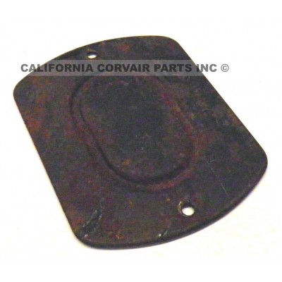 USED 1960-64 SHIFTER DELETE PLATE