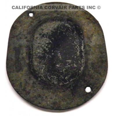 USED 1965-69 METAL FLOOR PLUG