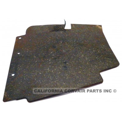 USED LH TRUNK CORNER COVER