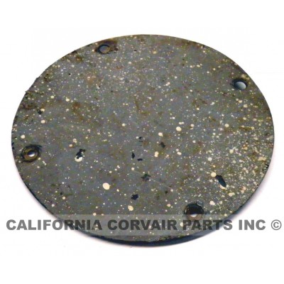 USED 1960-64 TRUNK ROUND COVER