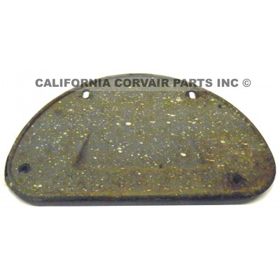 USED 1960-63 TRUNK HOLE COVER