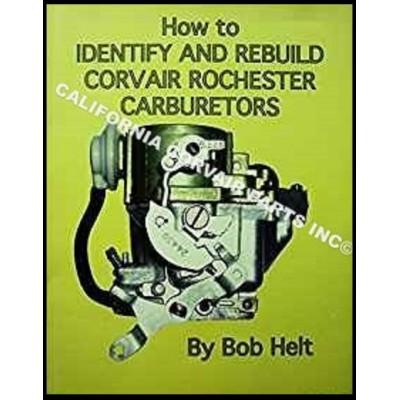 HOW TO REBUILD CORVAIR CARBS BOOK