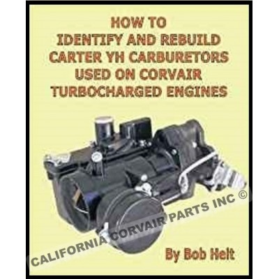 HOW TO REBUILD TURBO CARBS