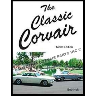 THE CLASSIC CORVAIR BOOK