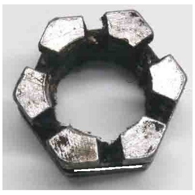 USED 1965-69 LH BEARING NUT FRONT
