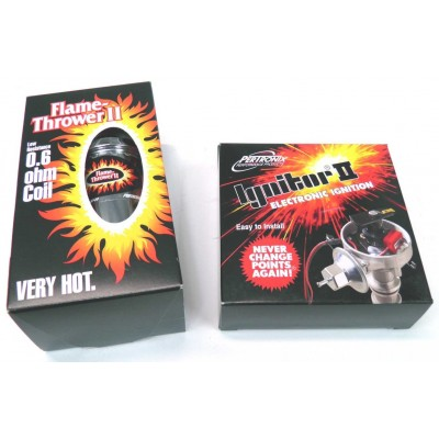 NEW IGNITOR 2 & FLAMETHROWER 2 - CHROME
