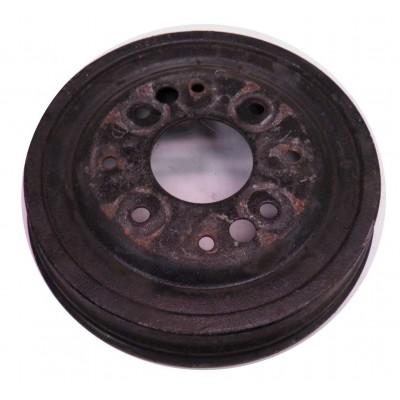 USED 1960-63 REAR BRAKE DRUM - TURNED