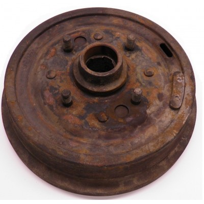 USED 1960-63 FRONT BRAKE DRUM - TURNED