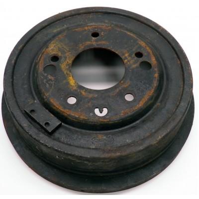 USED 1965-69 FRONT BRAKE DRUM - TURNED