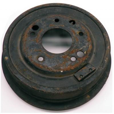 USED 1965-69 REAR BRAKE DRUM - TURNED