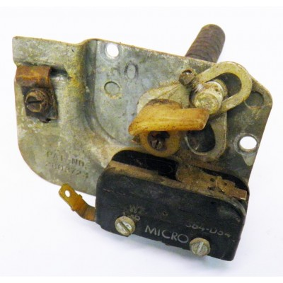 USED GAS HEATER THERMOSTAT