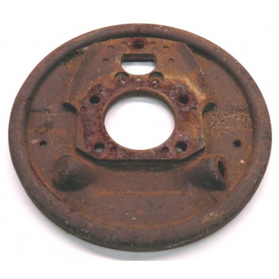 USED 1960-62 LH REAR BACKING PLATE