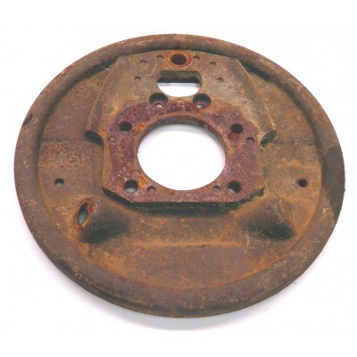 USED 1960-62 RH REAR BACKING PLATE