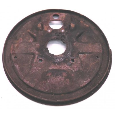 USED 1965-69 FRONT BACKING PLATE