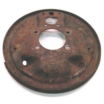 USED 1965-69 LH REAR BACKING PLATE