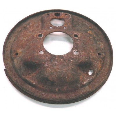 USED 1965-69 RH REAR BACKING PLATE