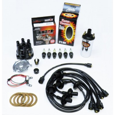 NEW IGNITOR TUNE UP KIT - CHROME COIL