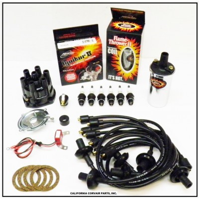 NEW IGNITOR 2 TUNE UP KIT - CHROME COIL