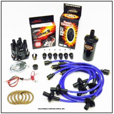 NEW IGNITOR 2 BLUE TUNE UP KIT - BLACK COIL