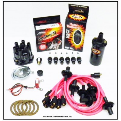 NEW IGNITOR 2 PINK TUNE UP KIT - BLACK COIL
