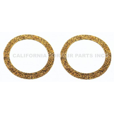 NEW SET (2) CARB TOP GASKETS
