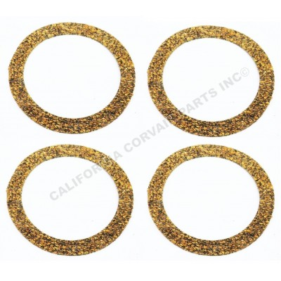 NEW SET (4) CARB TOP GASKETS