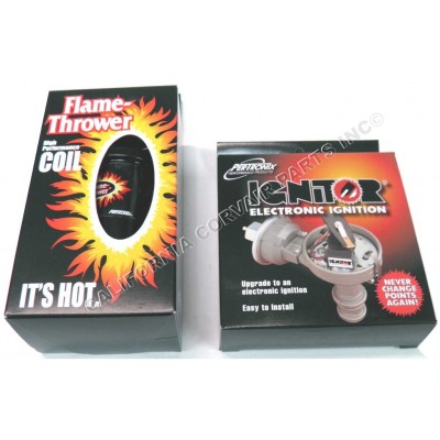 NEW IGNITOR & FLAMETHROWER COIL