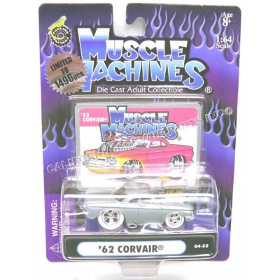NEW MUSCLE MACHINES CORVAIR
