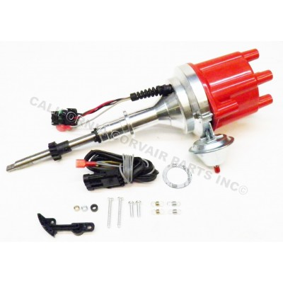 NEW ELECTRONIC DISTRIBUTOR - RED