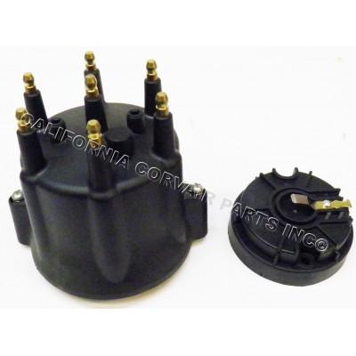 NEW HEI CAP & ROTOR - BLACK