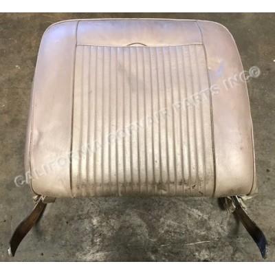 USED 1960-64 BUCKET SEAT BACK