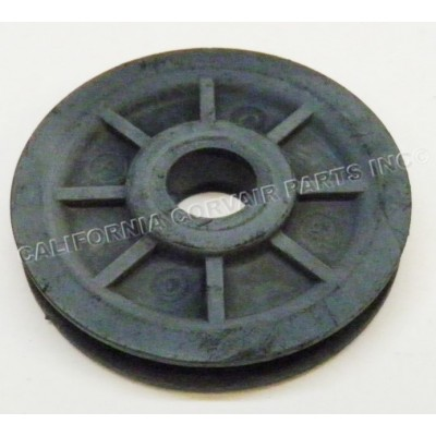 USED BRAKE CABLE GRAY PULLEY