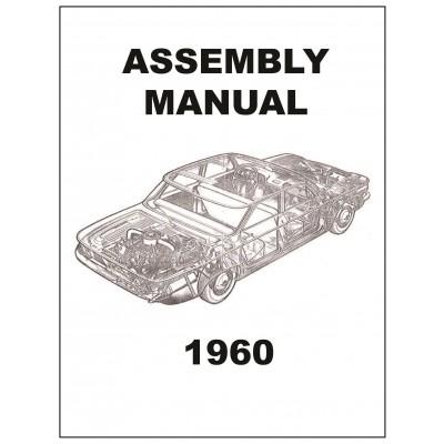 NEW 1960 ASSEMBLY MANUAL