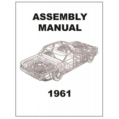 NEW 1961 ASSEMBLY MANUAL