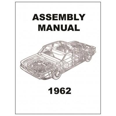 NEW 1962 ASSEMBLY MANUAL