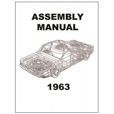 NEW 1963 ASSEMBLY MANUAL