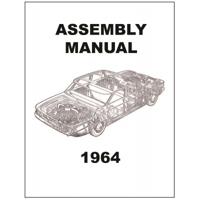 NEW 1964 ASSEMBLY MANUAL
