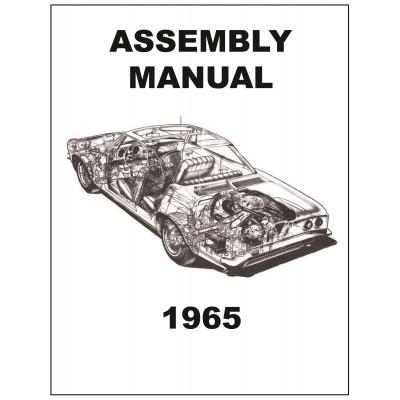 NEW 1965 ASSEMBLY MANUAL