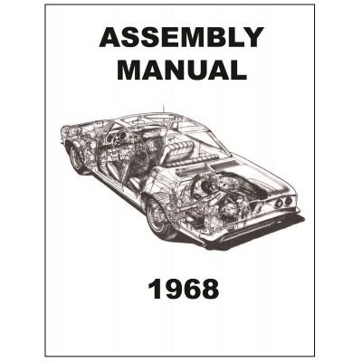 NEW 1968 ASSEMBLY MANUAL