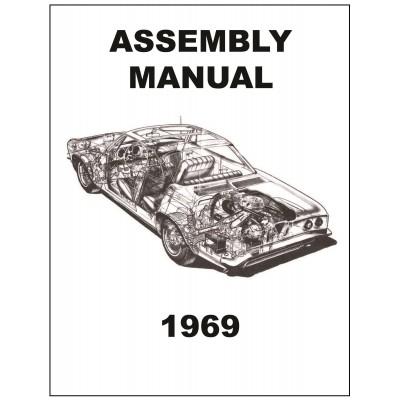 NEW 1969 ASSEMBLY MANUAL