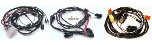 ELECTRICAL WIRING & HARNESSES